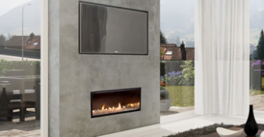 Escea fireplace