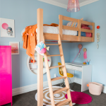Interior design for girls bedroom
