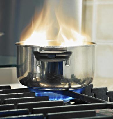 Tips for avoiding fire hazards around the house