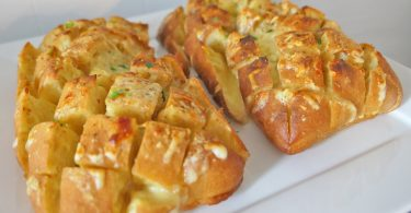 Cheesy bread recipe